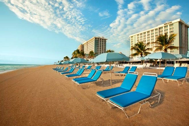 Family-Friendly Hotels in Fort Lauderdale