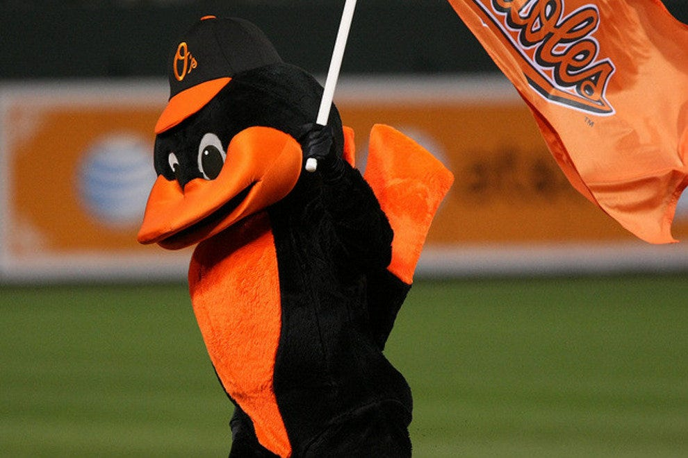 The Baltimore Orioles: Where and How They Play