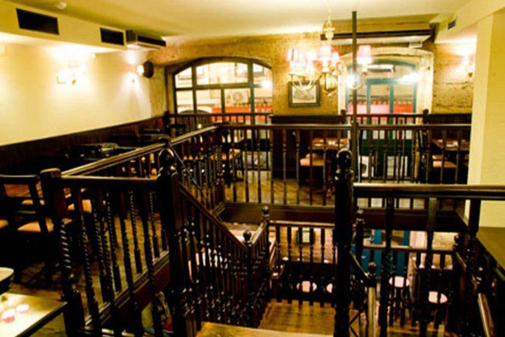 轩尼诗爱尔兰酒吧