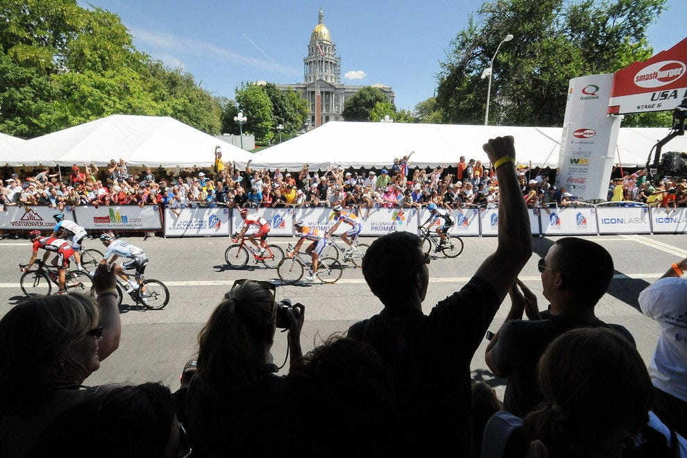 The USA Pro Challenge, America's own Tour de France-style bike race, will have its thrilling conclusion in Denver on Aug. 26.