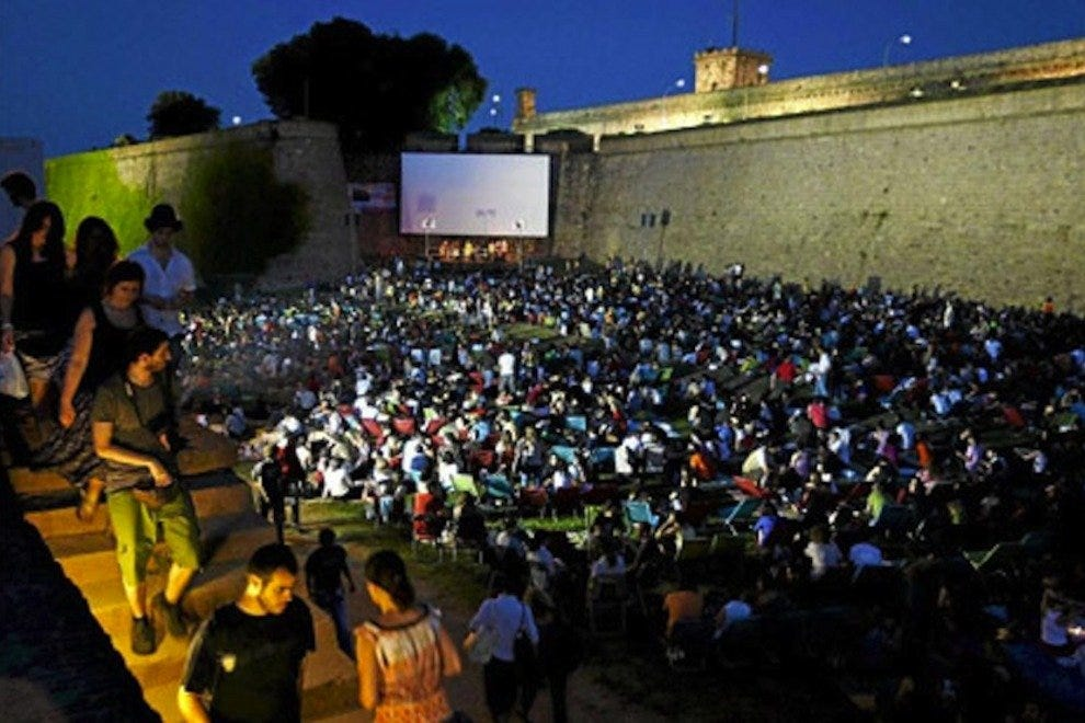 Sala Montjuic Outdoor Cinema