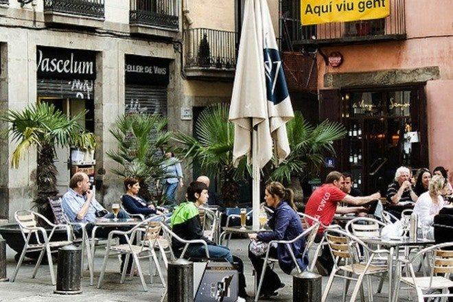 Bars in Barcelona