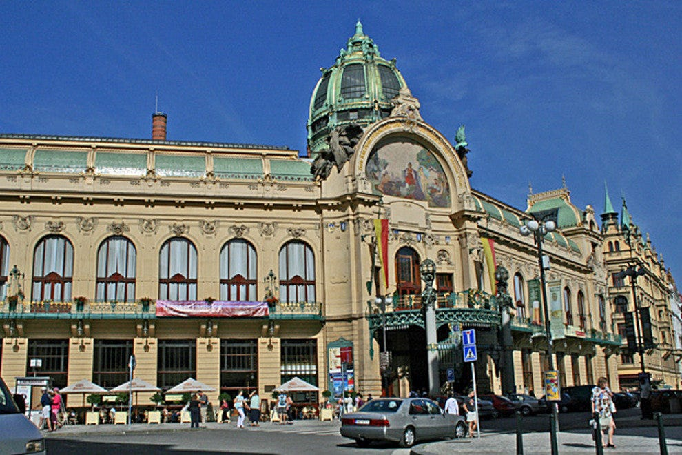 Best Restaurants With A View Prague