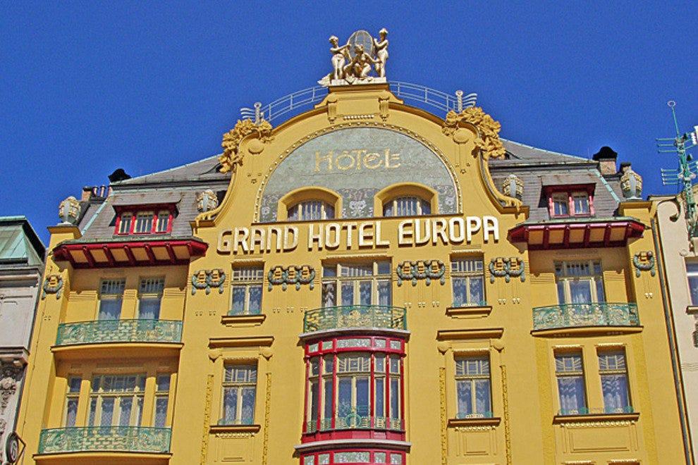Art Nouveau Architecture Prague Attractions Review , 10Best