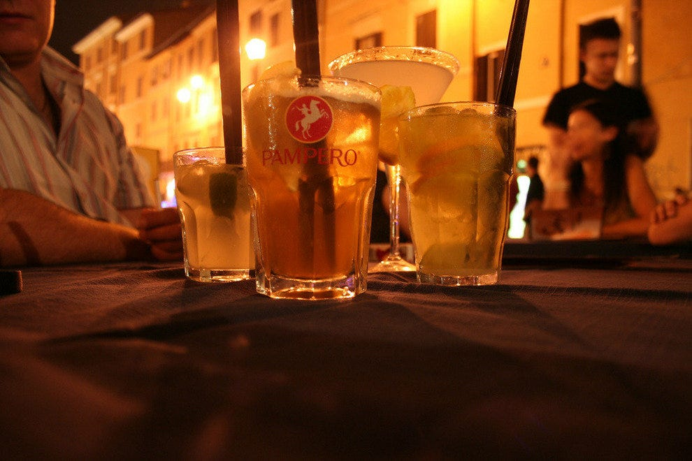 Celebrate the Summer with Cocktails on the Rooftop of the Hotel Capo D'Africa