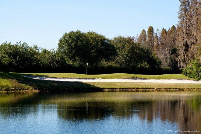 Golf Courses in Tampa