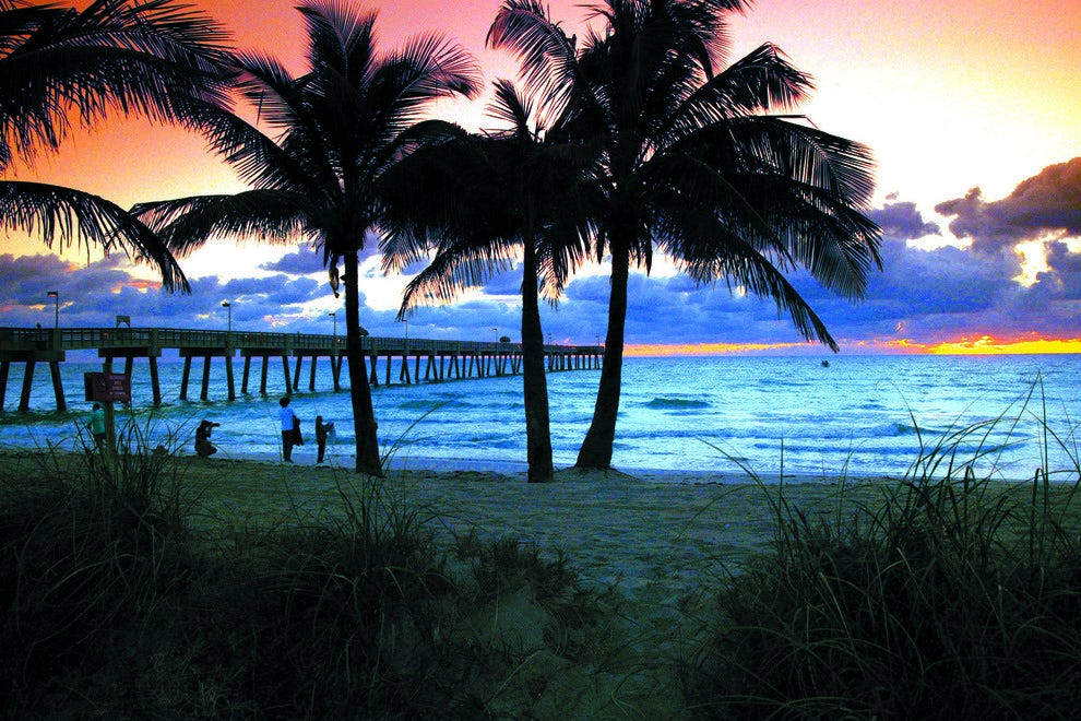 Fort Lauderdale, Dania Beach
