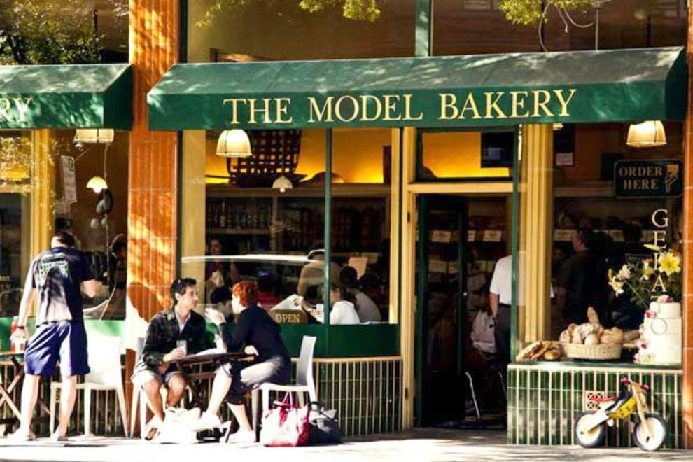 模型面包店