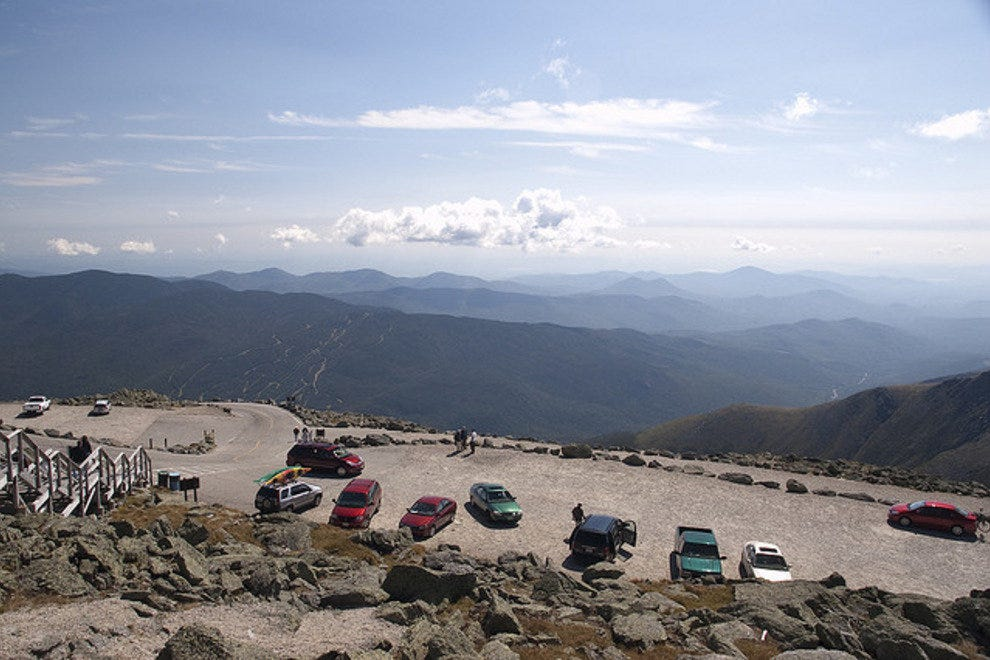 Labor Day on Mt. Washington