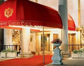 Fairmont Copley Plaza Gets a Facelift