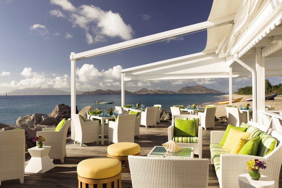 A Caribbean Vacation That's Luxurious and Sumptuous