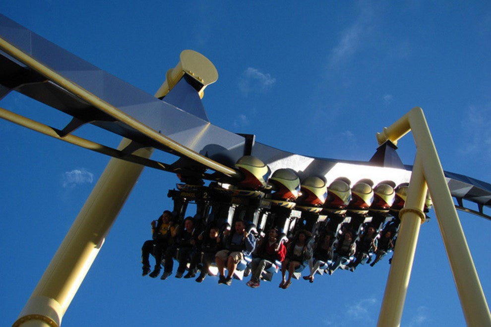 Theme Parks Where You Can Make the Most of Summer