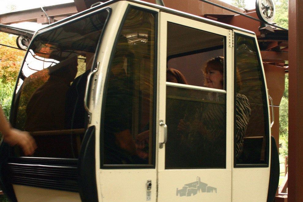 斯特林葡萄园空中电车