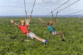 10Best Day Trip: Experience Adventure at Riviera Maya's Xplor