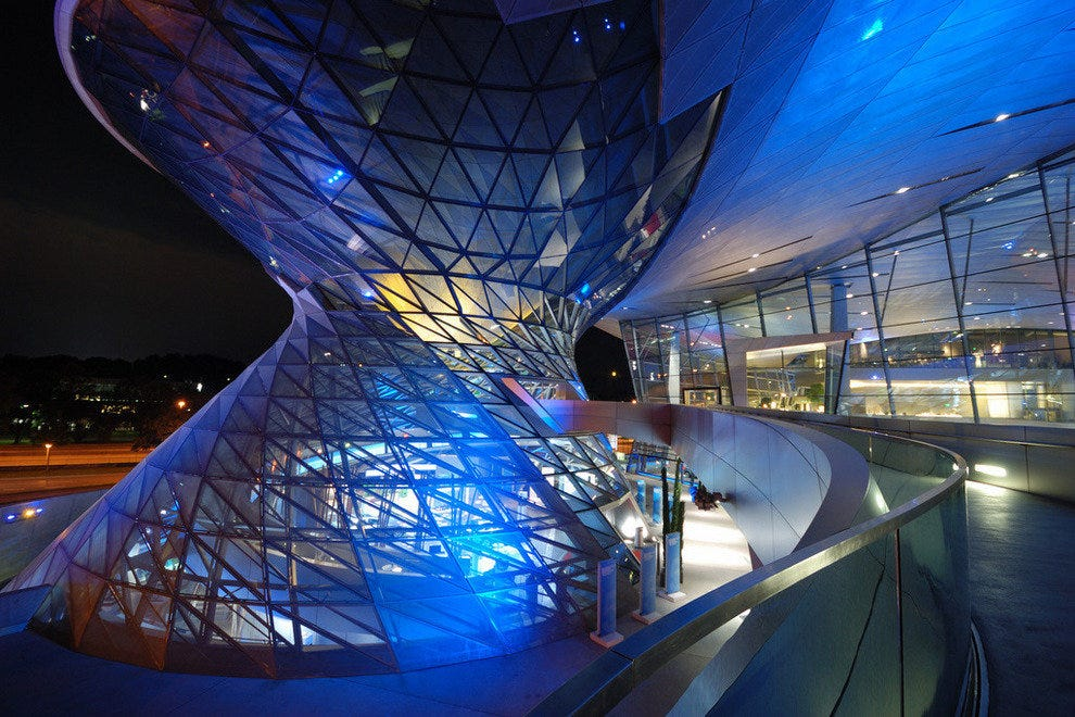 BMW World in Munich