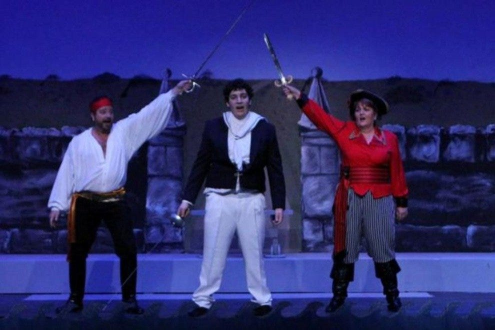 The Pirates of Penzance at Lyric Music Theater