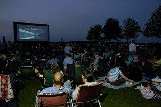 Catch a Movie under the Stars at Market Common