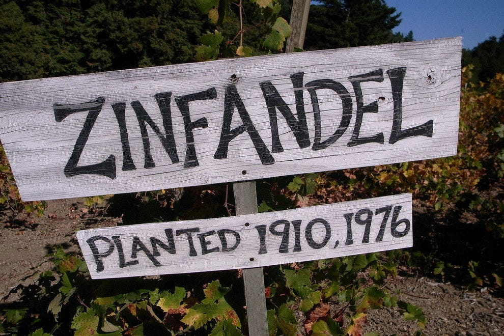 Old vine red Zinfandels - made from vines that were planted at least 50 years ago - are known to be more full bodied and have better balance than their younger counterparts.