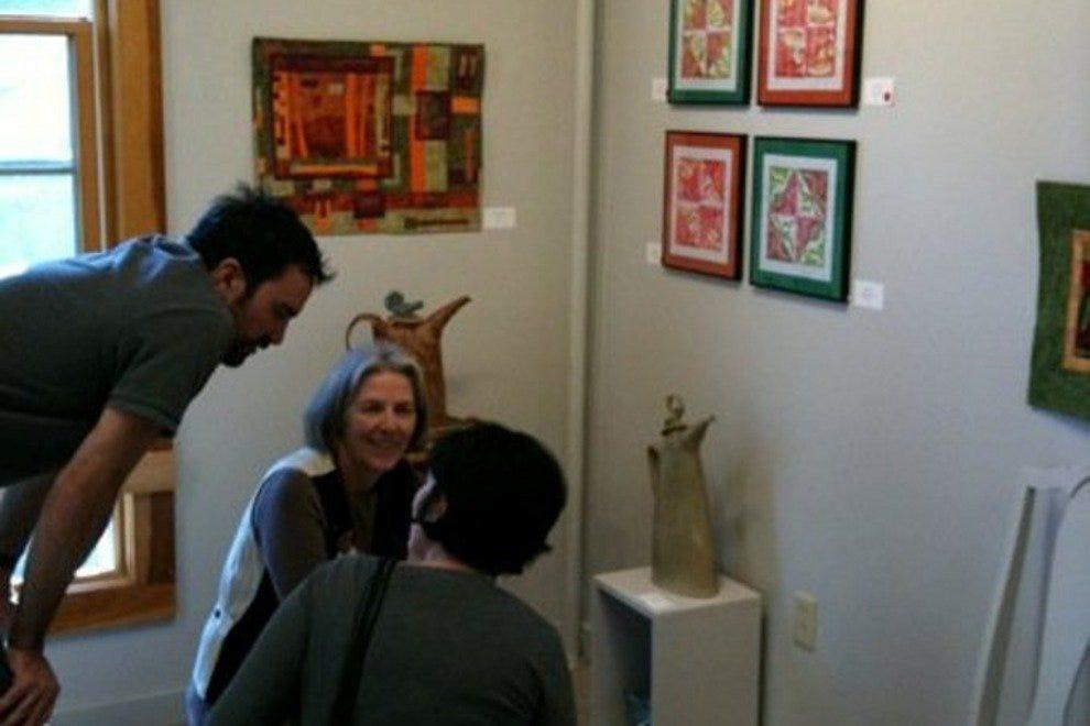 最近在猫咪艺术协会的一个展览