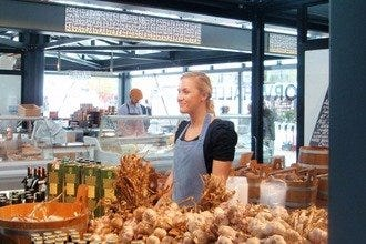 Copenhagen Shopping for Foodies