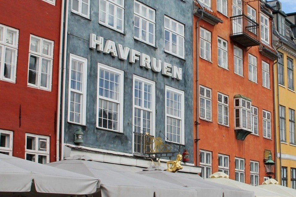 travel copenhagen best restaurant guide