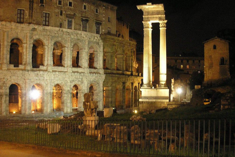 Evening Concerts at the Teatro Marcello