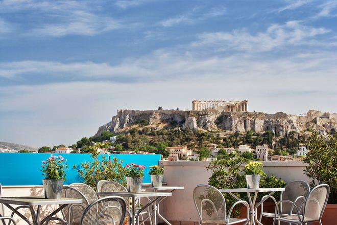 Budget Hotels in Athens