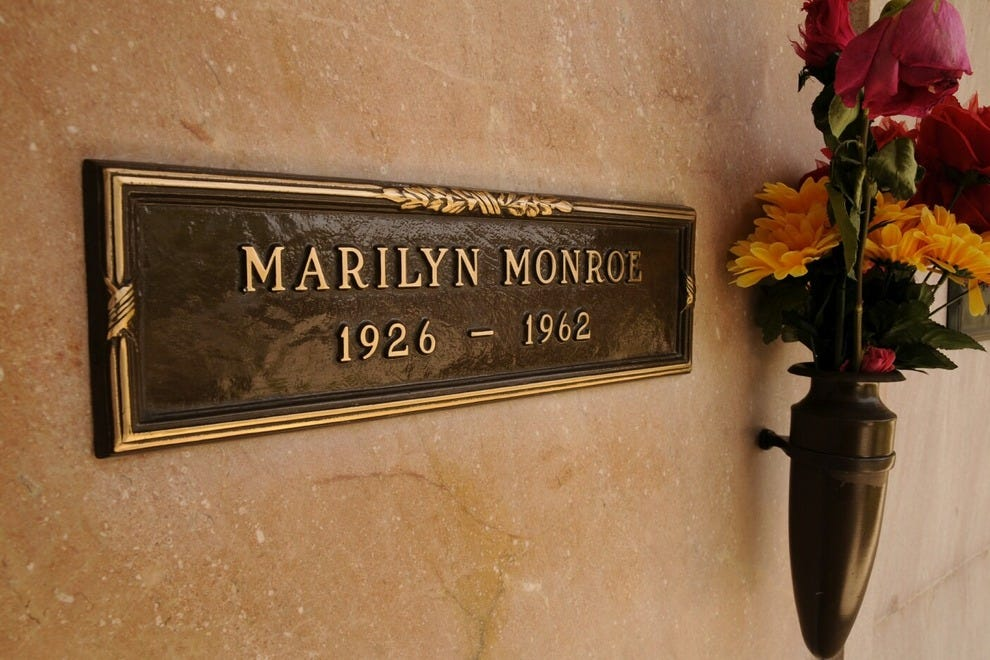 Mapping 16 of Los Angeles's Most Celebrity-Filled Cemeteries