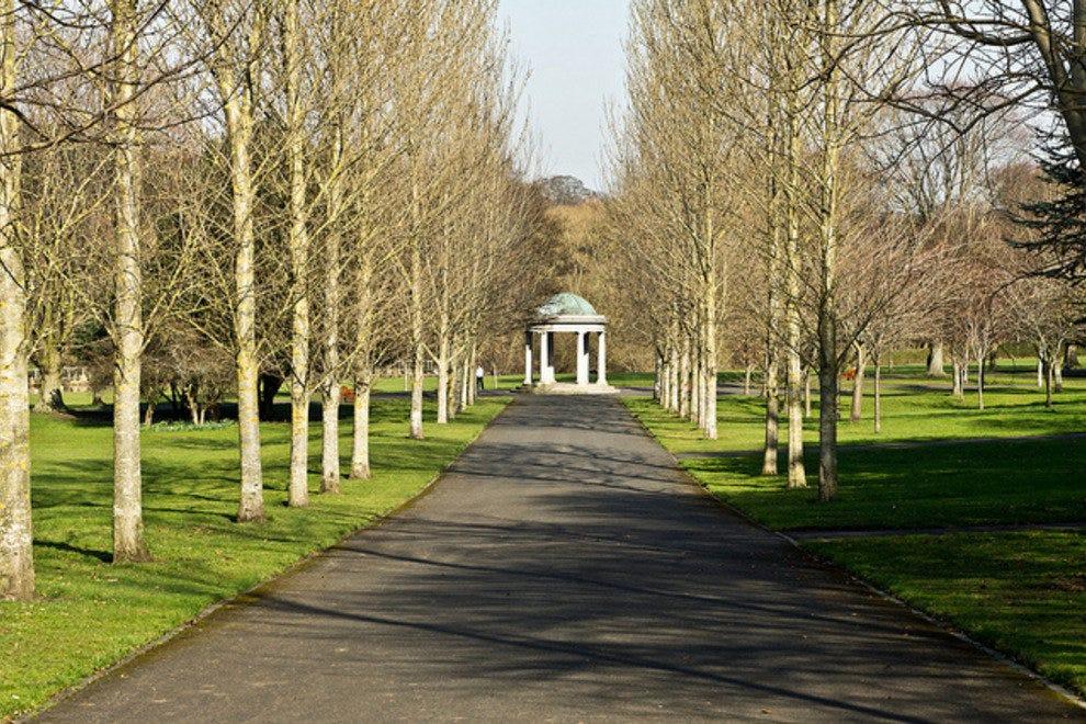 爱尔兰国家战争纪念园