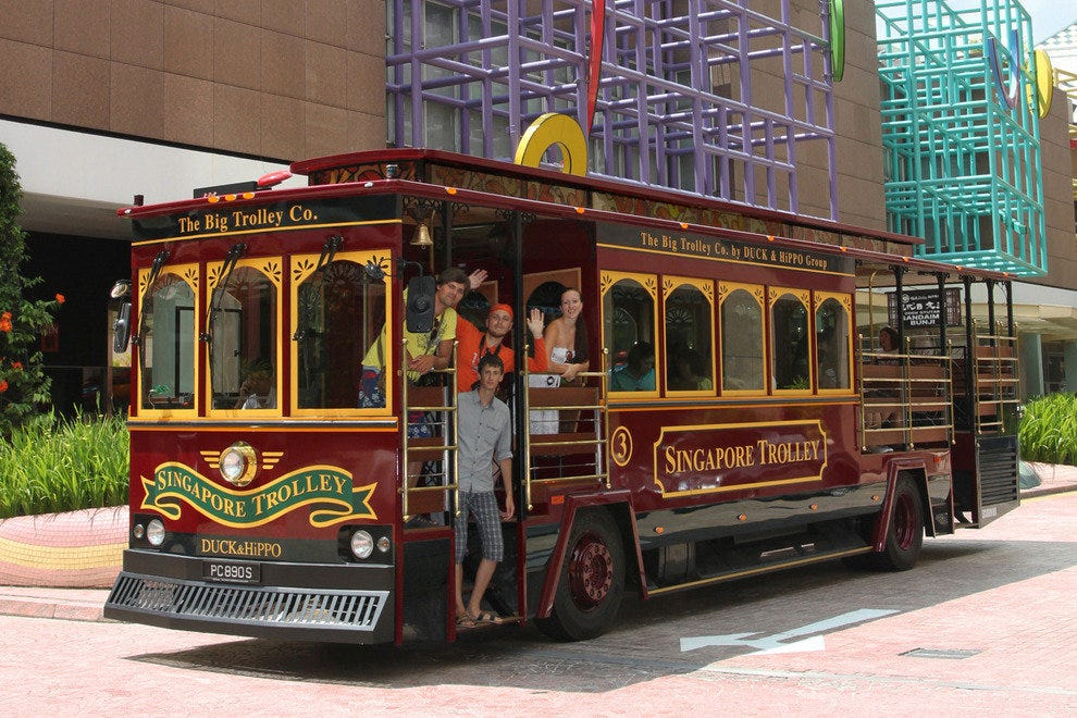 Singapore Trolley