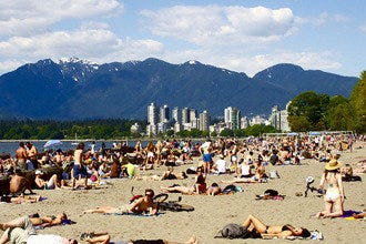 10Best Itinerary: Explore Vancouver's Best Beaches, by Land or Sea