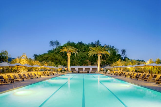Solage Calistoga - Best Hotels in Napa Valley
