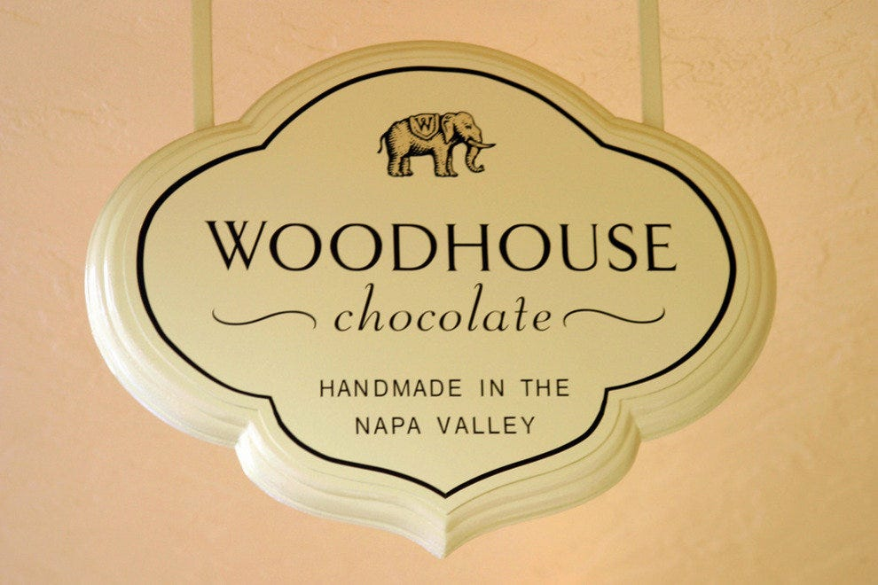 伍德豪斯巧克力