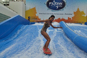 Flowhouse Offers Surfing in Bangkok