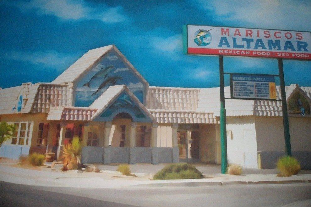 Mariscos Altamar餐厅