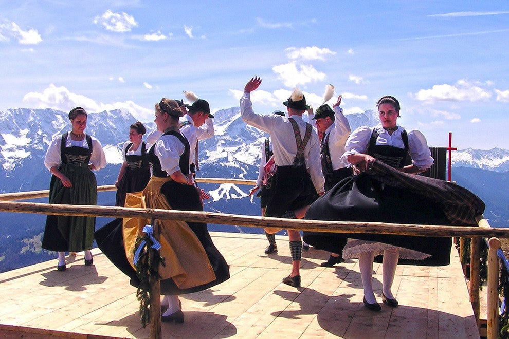 The Hills Are Always Alive with the Sound of Bavarian Music