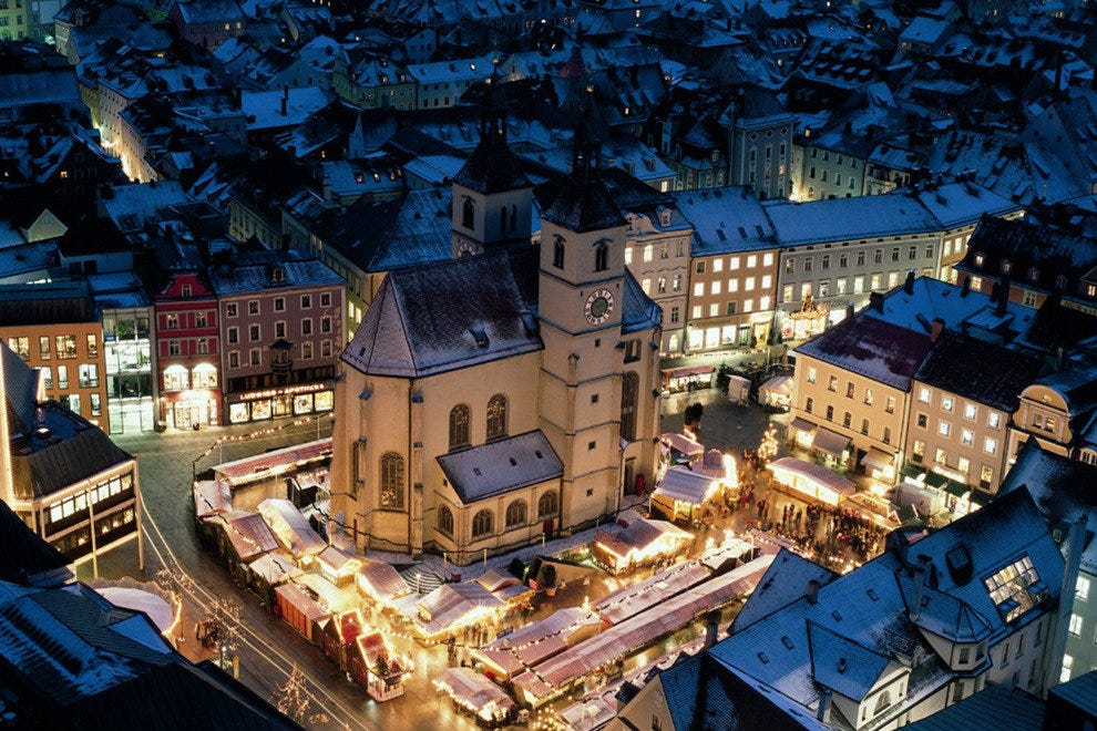 Christmas Markets Bring the Magic of the Season to German Towns
