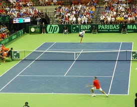 Davis Cup World Group Playoffs this September