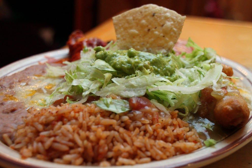Los Cuates New Mexican Food