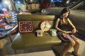Retro Shopping and Fun at Bangkok's Train Market