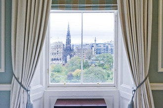 Edinburgh's Fraser Suites Offers Victorian Opulence and Contemporary Style