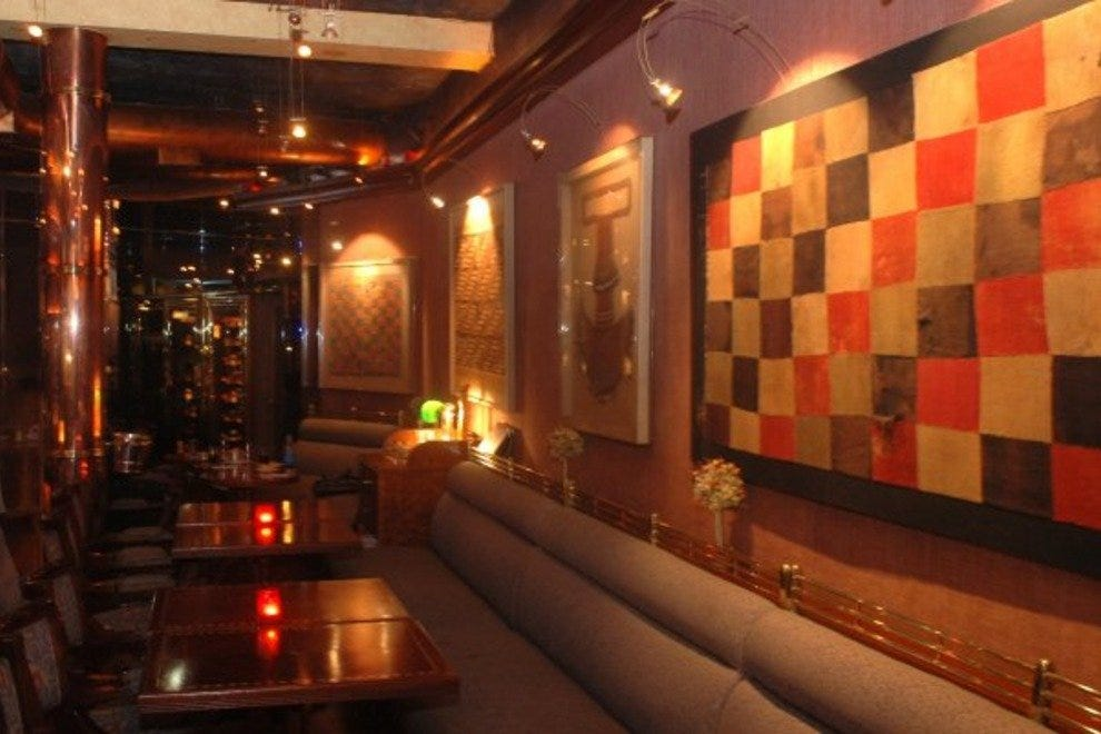 欧拉酒吧餐厅