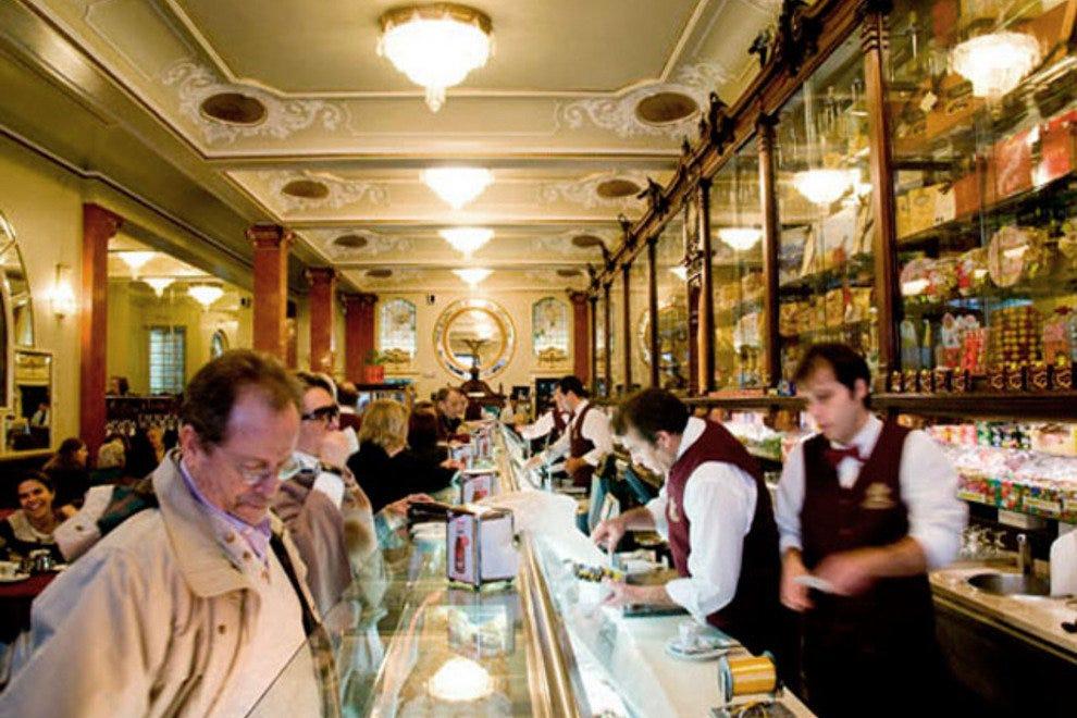 咖啡馆-凡尔赛巴斯德利亚