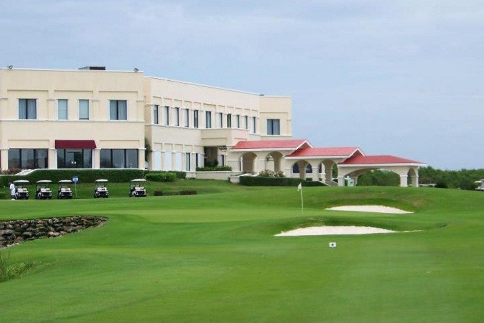 Moon Palace Golf & Spa