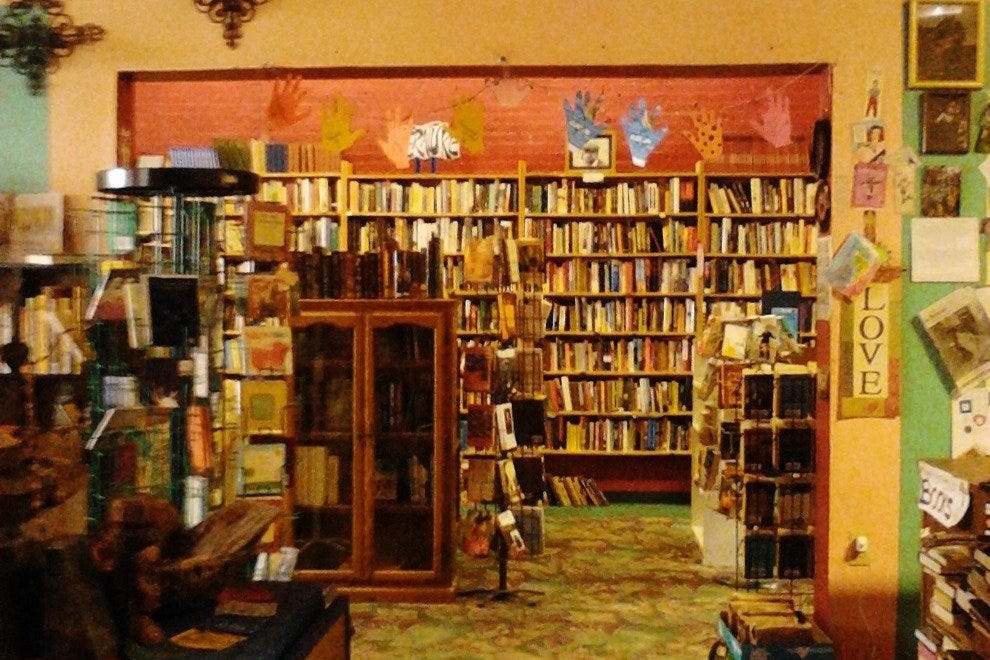 Get lost in the stacks at Maya Books & Music