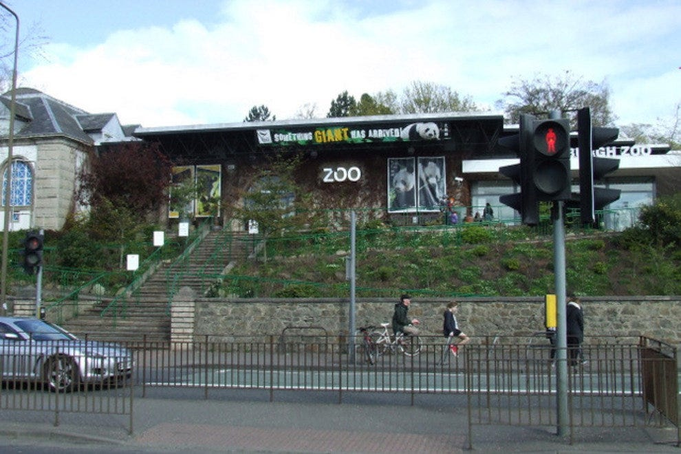 Edinburgh Zoo