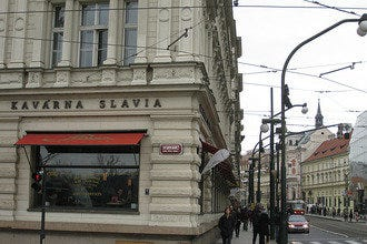Cafe and Restaurant Slavia