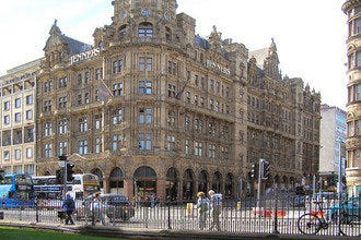 Visit Jenners: The Oldest Department Store in Edinburgh