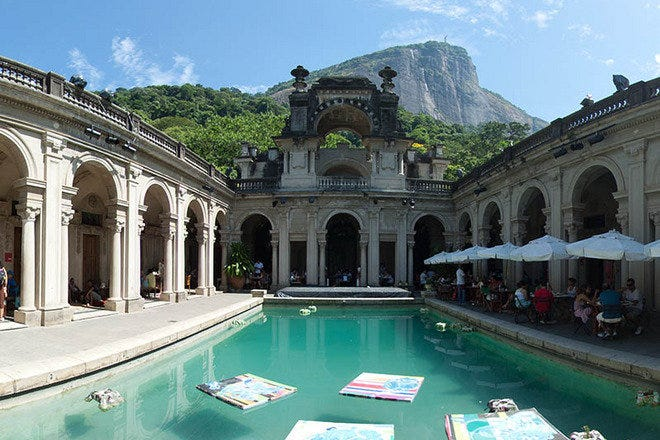 Parque Lage: Rio de Janeiro Restaurants Review - 10Best Experts and Tourist  Reviews
