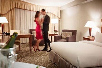 Ignite The Spark With That Special Someone At Toronto S Most Hotels